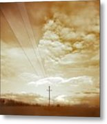 When It Is Cold Outside Metal Print