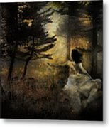When The Forest Calls Metal Print