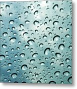 When The Rain Comes Metal Print
