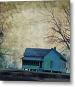 When Will You Be Home Metal Print