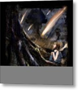 When You Tame A Thing Metal Print by Mandem