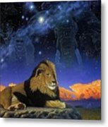 Where Are My Brothers 2 William Schimmel Metal Print