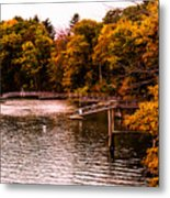 Where Are The Boats Metal Print