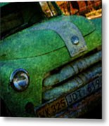 Where Are The Good Old Days Gone Metal Print