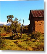 Where Ester's Childhood Lingers Metal Print