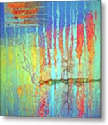Where Have All The Trees Gone? Metal Print