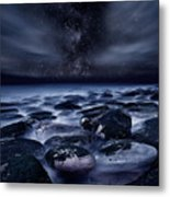 Where Silence Is Perpetual Metal Print