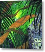 Where The Wild Things Are Metal Print