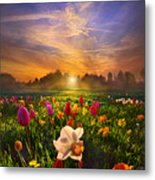 Wherever The Journey Takes Us Metal Print