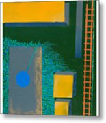 Which Nucleus Metal Print