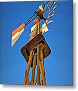 Which Way The Wind Blows Metal Print
