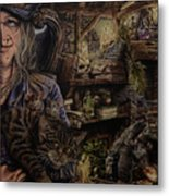 Which Witch Is Which Metal Print by Robert Haasdijk