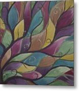 Whimsy Metal Print