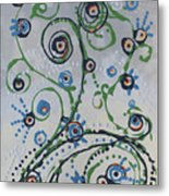 Whippersnapper's Whim Metal Print