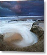 Whirlpool Dawn Metal Print