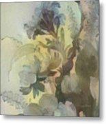 Whispering Flowers 2 Metal Print