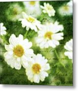 Whispers Of Spring Metal Print