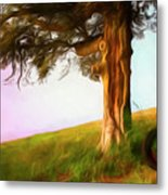 Whispers Of The Wind Metal Print