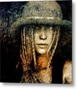 Whispers Through The Trees Metal Print