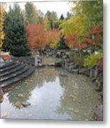 Whistler Autumn Foliage Metal Print