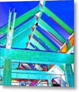 Whistler Conference Centre Metal Print