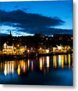 Whitby Eve Metal Print