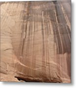 White House Ruins  Canyon De Chelly Az Metal Print