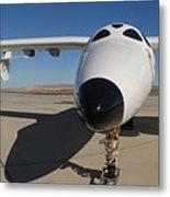 White Knight 2 Edwards Air Force Base Metal Print