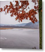 White Lake Metal Print