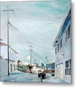 White Nights Metal Print