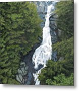 White Oak Canyon Metal Print