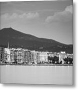 White Tower Of Thessaloniki Metal Print