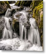 White Water Rapids Metal Print