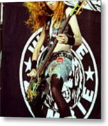 White Zombie 93-sean-0337 Metal Print
