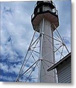 Whitefish Point Lighthouse II Metal Print