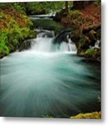 Whitehorse Falls 3 Metal Print