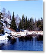 Whiteshell Provincial Park Metal Print