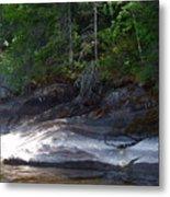 Whiteshell Provincial Park Lakeshore Metal Print