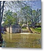 Whitewater Canal Metamora Indiana Metal Print