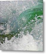 Whitewater Metal Print