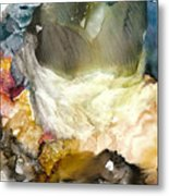 Whitewater Rapids Metal Print