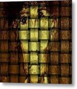 Who Am I   Series 3  Metal Print by Teodoro De La Santa