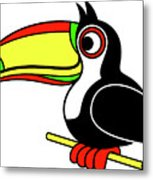 Who can Tucan Metal Print