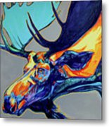 Who Has Seen The Wind Metal Print