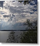 View Across Wappapello Lake Metal Print