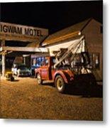 Wigwam Motel #3 Metal Print
