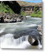 Wild And Scenic White River Metal Print