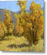 Wild Autumn Metal Print