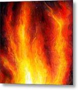 Wild Fire 04 Metal Print