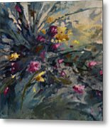 'wild Flowers' Metal Print by Michael Lang